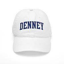 DENNEY design (blue) Baseball Cap