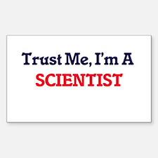 Trust me, I'm a Scientist Decal