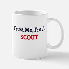 Trust me, I'm a Scout Mugs
