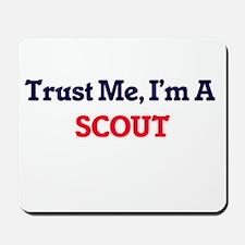 Trust me, I'm a Scout Mousepad