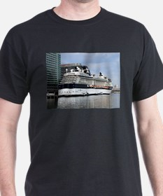 Celebrity Constellation cruise ship, Amste T-Shirt