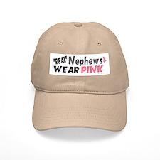 """Real"" Nephews Wear Pink 1 Baseball Cap"