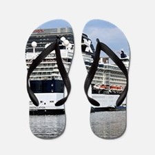 Celebrity Constellation cruise ship, Am Flip Flops