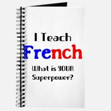 teach french Journal