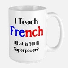 teach french Mug