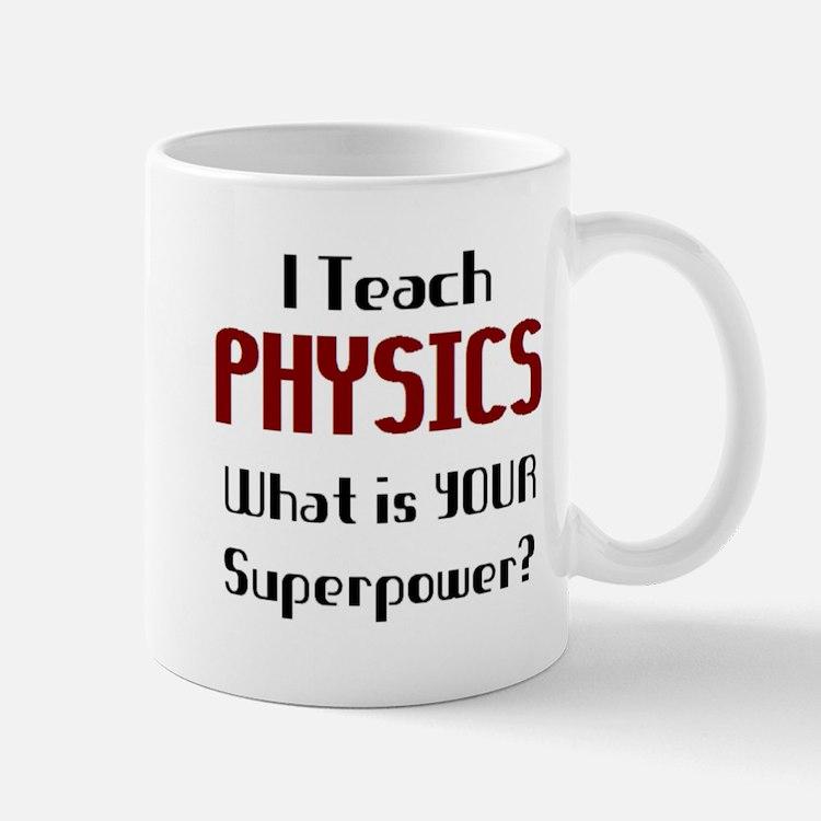 teach physics Mug