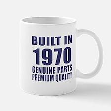 Built In 1970 Mug