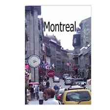 Montreal Postcards (Package of 8)