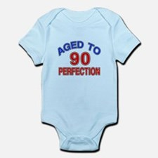 90 Aged To Perfection Infant Bodysuit