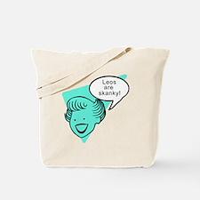 Rude LEO Birthsign Tote Bag