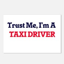 Trust me, I'm a Taxi Driv Postcards (Package of 8)