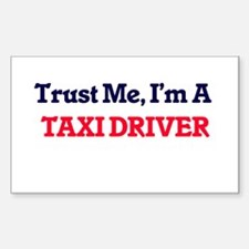 Trust me, I'm a Taxi Driver Decal