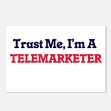 Trust me, I'm a Telemarke Postcards (Package of 8)