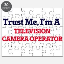 Trust me, I'm a Television Camera Operator Puzzle