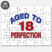 18 Aged To Perfection Puzzle
