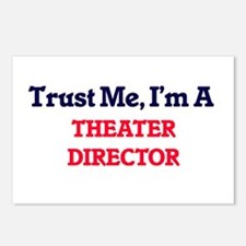 Trust me, I'm a Theater D Postcards (Package of 8)