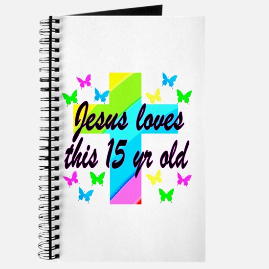 CHRISTIAN 15TH Journal