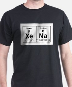Cute Nerd periodic table T-Shirt
