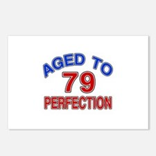 79 Aged To Perfection Postcards (Package of 8)