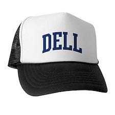 DELL design (blue) Trucker Hat