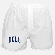 DELL design (blue) Boxer Shorts