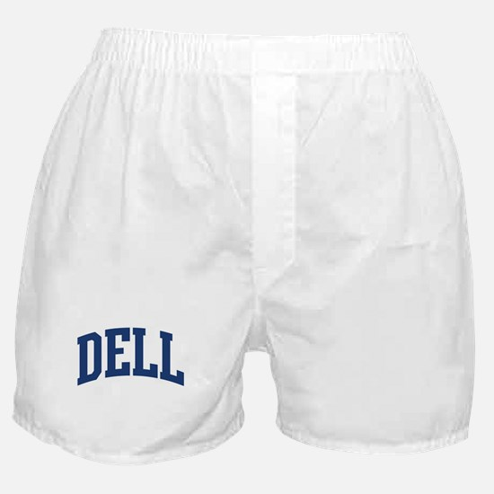 DELL design (blue) Boxer Shorts