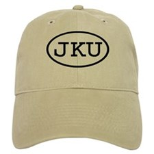 JKU Oval Baseball Cap