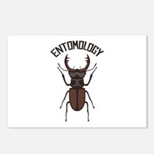 Entomology Postcards (Package of 8)