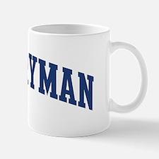 COUNTRYMAN design (blue) Mug