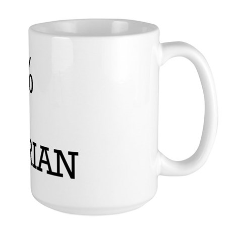 50% Hungarian Large Mug