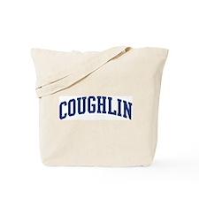 COUGHLIN design (blue) Tote Bag