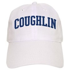 COUGHLIN design (blue) Baseball Cap