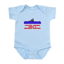 Great White Baby Infant Bodysuit