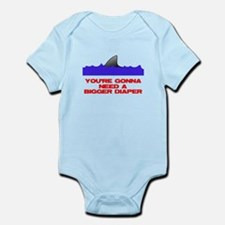 Great White Baby Infant Bodysuit