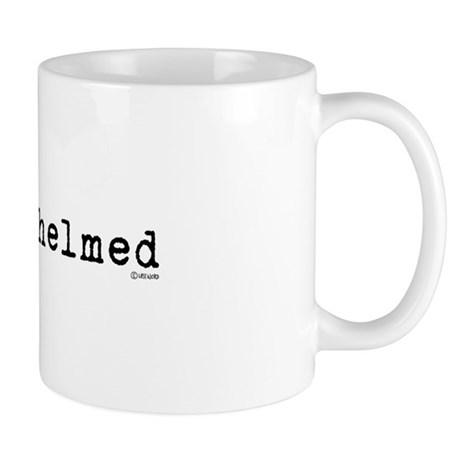 underwhelmed Mug