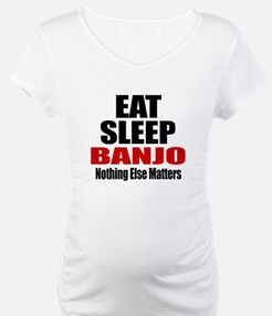 Eat Sleep Banjo Shirt