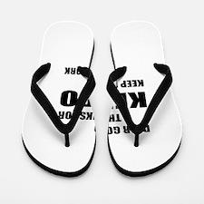 Dear God Thanks For Kenpo Flip Flops
