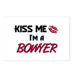 Kiss Me I'm a BOWYER Postcards (Package of 8)