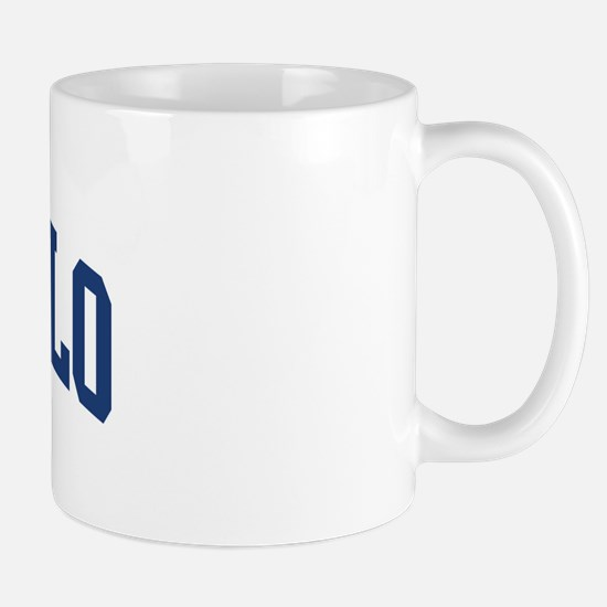 COSTELLO design (blue) Mug