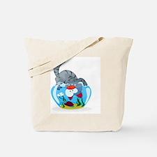 Cute Tea bagers Tote Bag