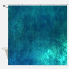 Iridescent Instant Shower Curtain
