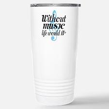 Cool Music Travel Mug