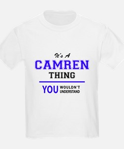 It's CAMREN thing, you wouldn't understand T-Shirt