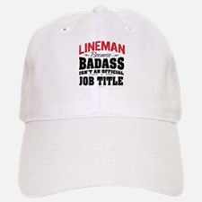 Lineman Badass Cap