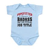 Pipefitter Bodysuits