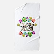 Proud Mimi Beach Towel