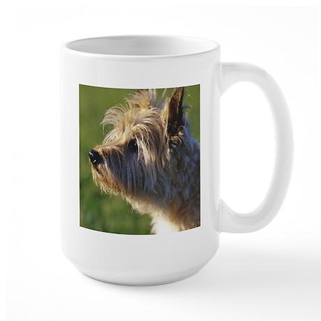 Just Thinkin' Large Mug