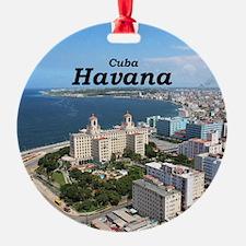 Havana (Cuba) Ornament