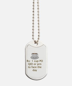 Cute Pharmacist Dog Tags