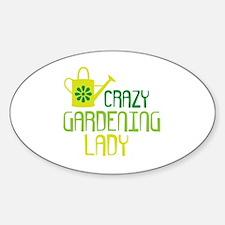 Funny Gardening Decal
